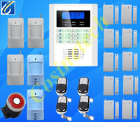 Hot sales smart home security device SMS GSM850/900/1800/1900Mhz voice,SMS,Auto dial anti theft home alarm PSTN GSM alarm system