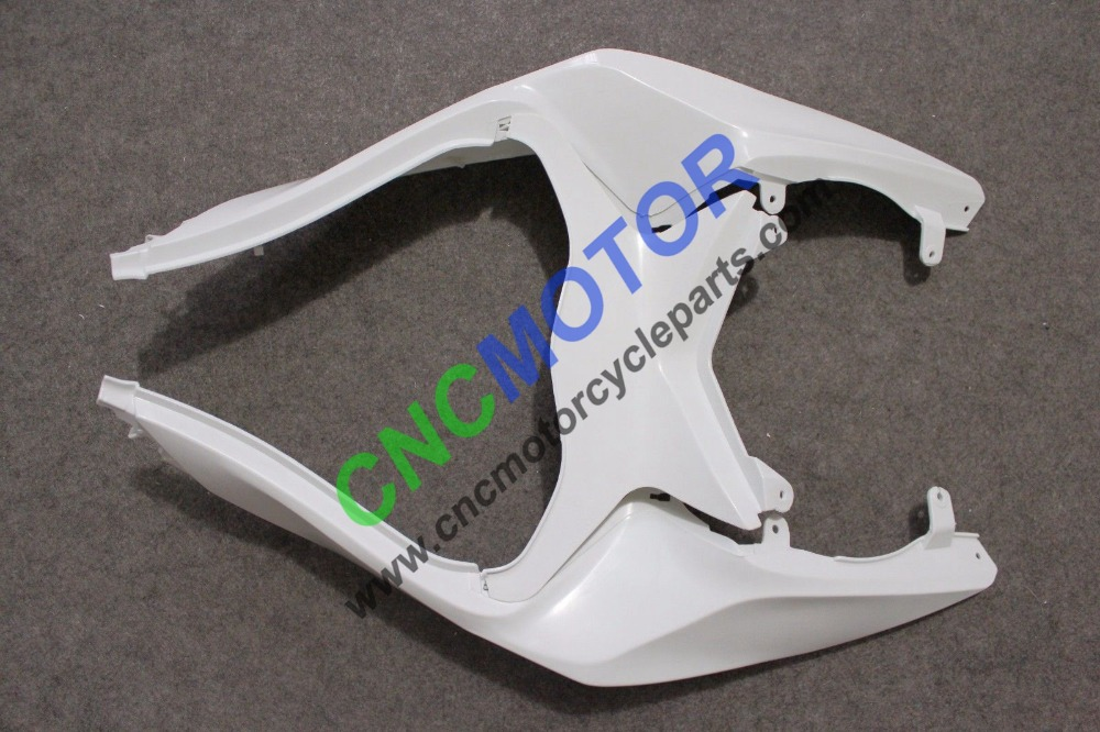 Unpainted ABS Injection Mold Tail Fairing Kit Rear Section Body Work for KAWASAKI 636 ZX-6R 2013 2014 free shipping abs injection rear tail