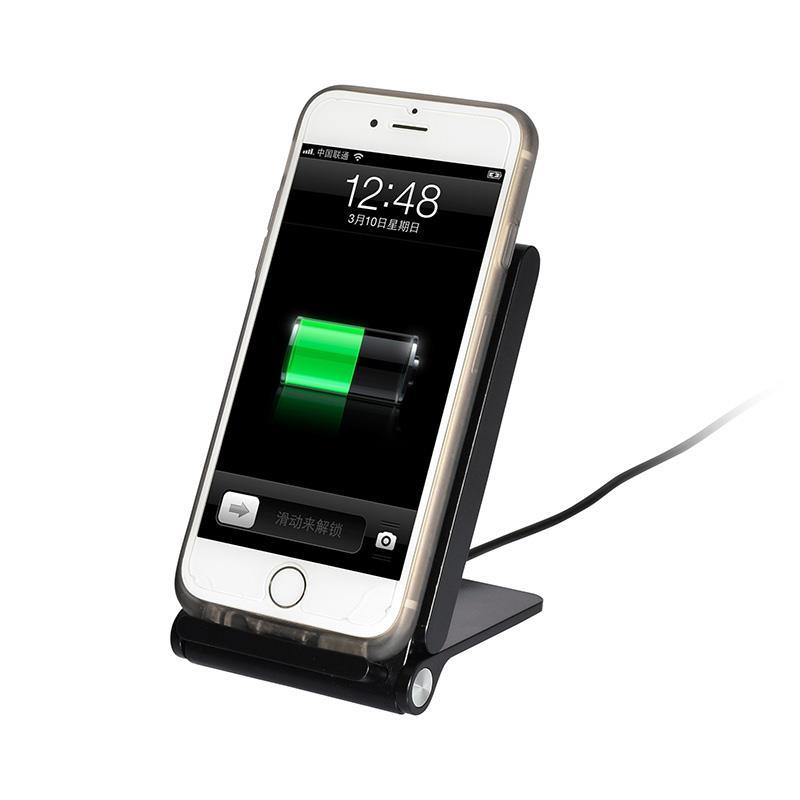Worldwide delivery 3 coils qi wireless charger in NaBaRa Online