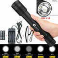 Underwater Diving Flashlight 6000LM XM-L L2 100m LED Diver Torch 5 Modes Waterproof Flash light lamp+18650 Battery/Charger