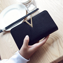 2016 new crocodile brand logo V lock large ladies purse card holder luxury brand designer women big hand bags and wallets