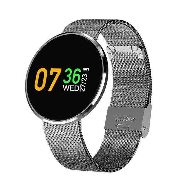 CF006H relojes inteligentes de los hombres del reloj del deporte Digital  mujer Smartwatch hombre inteligente banda 2a88bcb806c0