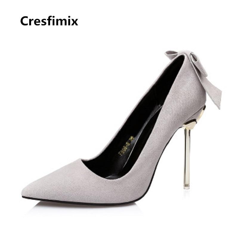 De Hauts Femmes En Tacón Tacones B2458 A Garras b Partido d Alto Los Resbalón Sexy Cresfimix Señora Mujeres Altos Cómodo Lindos Moda Zapatos c Frescas xvfnw0