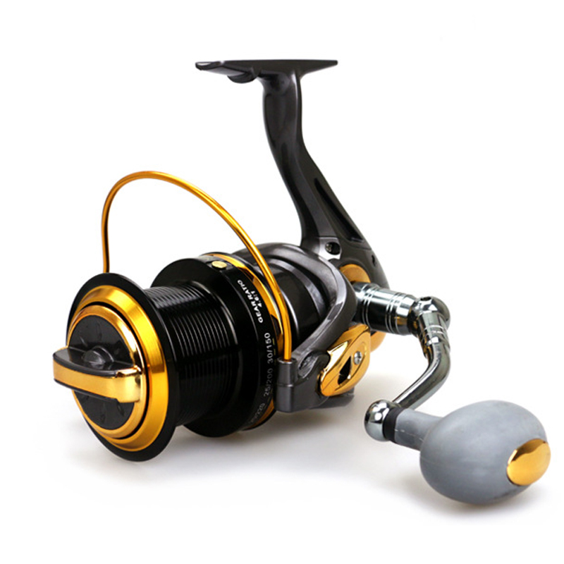 New Fishing Reels Spinning Pre-Loading Spinning Wheel Front Drag Spinning Reel 4.6:1 weight 700g 705g metal 12+1 BB nunatak original 2017 baitcasting fishing reel t3 mx 1016sh 5 0kg 6 1bb 7 1 1 right hand casting fishing reels saltwater wheel