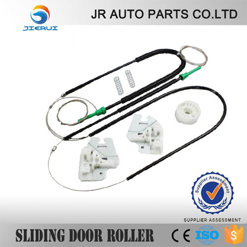 JIERUI CAR PARTS CAR STYLING FOR BMW E46 3 SERIES WINDOW REGULATOR REPAIR KIT with METAL SLIDR FRONT RIGHT 01-05