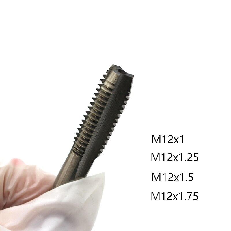 M2-M24 Métrique HSS Co COBALT Main Droite Filetage Robinet en acier inoxydable Sélectionner