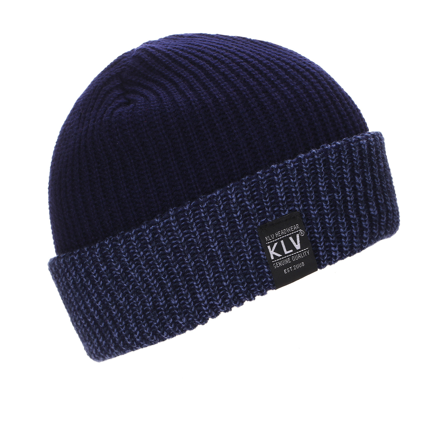 2017 Hot Sale Acrylic Adult Unisex Casual Solid New Autumn Winter Hat Taxi Thick Double Knit Cuffs Ski Cap Outdoor Recreation hot winter beanie knit crochet ski hat plicate baggy oversized slouch unisex cap