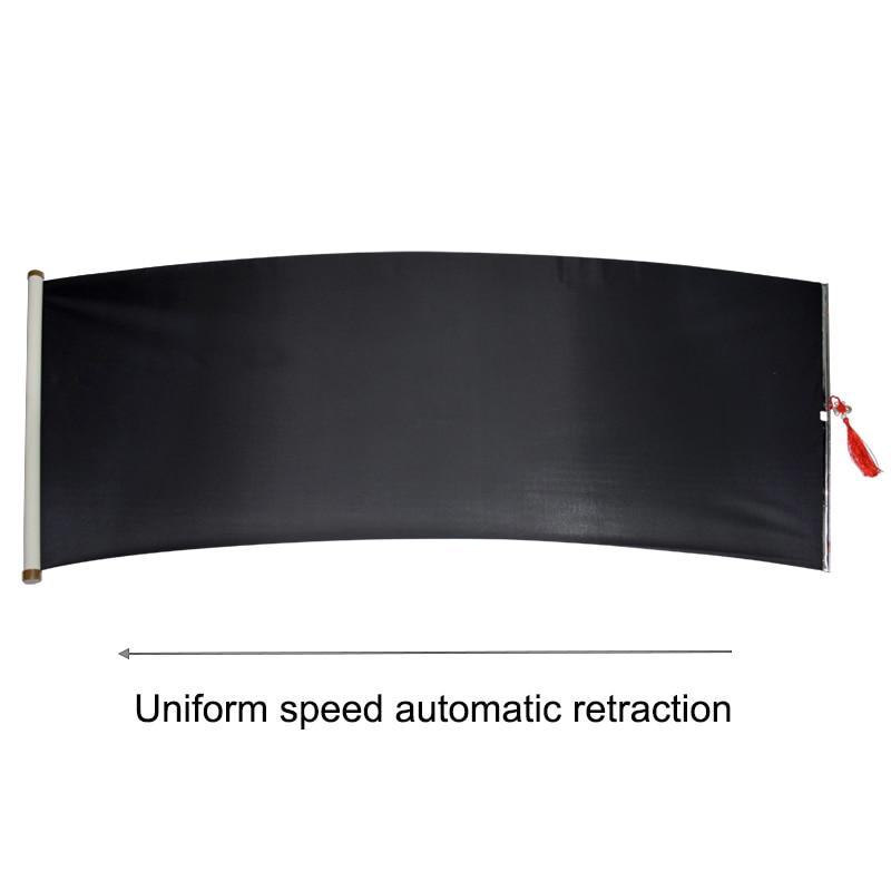 lesgos Visor Sun Shade Auto Front Rear Side Window Blinds Sun Shades Anti UV Sunshades for Full Size Car SUV Truck Retractable Car Windshield