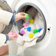 5pcs Anti-winding Laundry Ball Washing Machine Solid Cleaning Strong Decontamination Home Supplies