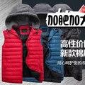 Бесплатная доставка плюс размер XXXL 4XL 5XL 6XL 7XL 8XL 9XL топы Осень зима жилет хлопок марка военная пальто утолщение мужская одежда
