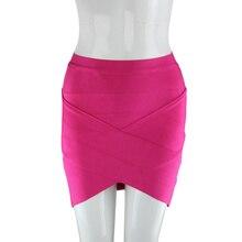 Очаровательное Новое модное женское облегающее пикантное Бандажное платье с v-образным вырезом