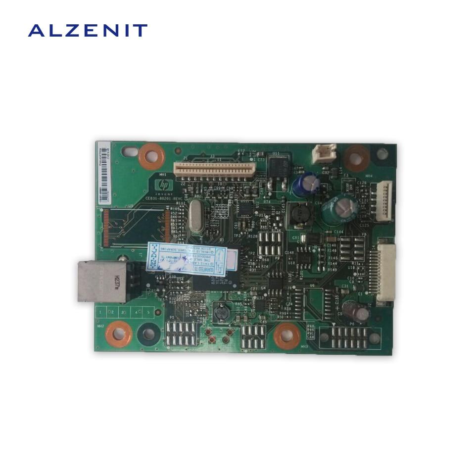 GZLSPART For HP 1136 Original Used Formatter Board Parts On Sale gzlspart for hp 1025nw original used formatter board parts on sale