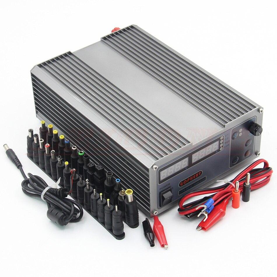 Компактный цифровой источник питания PFC, 60 в, 11 а, прецизионный Регулируемый источник питания постоянного тока для лаборатории (110 В переменного тока/220 В переменного тока, ЕС, США, Великобритании, Австралии), CPS 6011|adjustable dc power|60v 11a60v supply | АлиЭкспресс