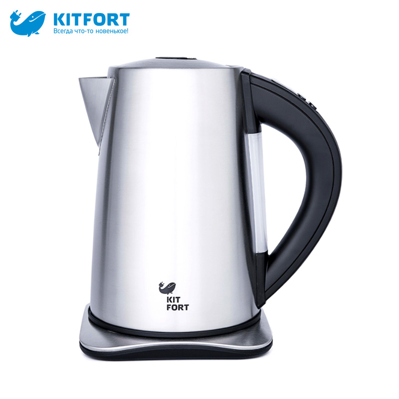 Kettle Kitfrot KT-613 electric kettles pot teapot thermo Household pot Quick instant Heating  Boiling Pot metal large capacity автокресло cybex cybex автокресло aton q grape juice
