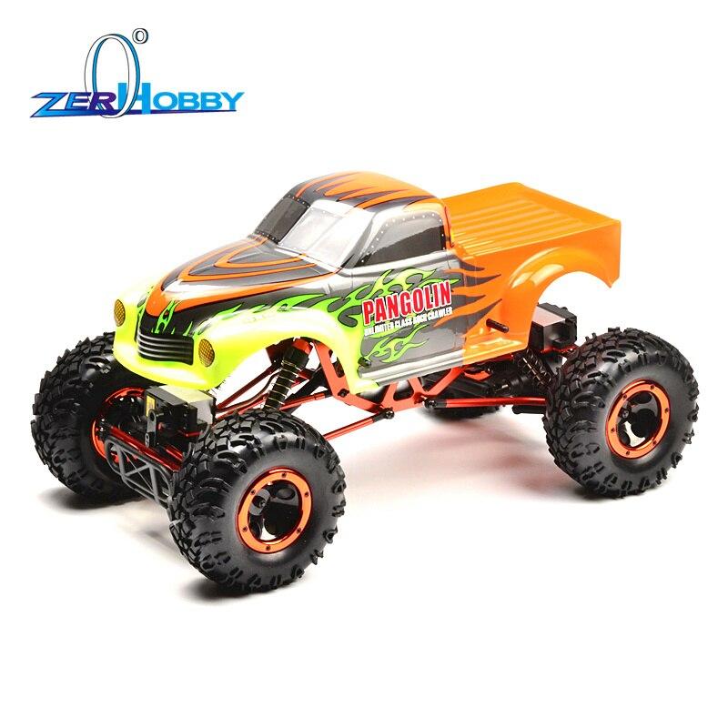 HSP RACING CAR Qalıcı Nəzarət Roku CRAWLER 1/10 ELEKTRİK OFF YOL - Uzaqdan idarə olunan oyuncaqlar - Fotoqrafiya 4