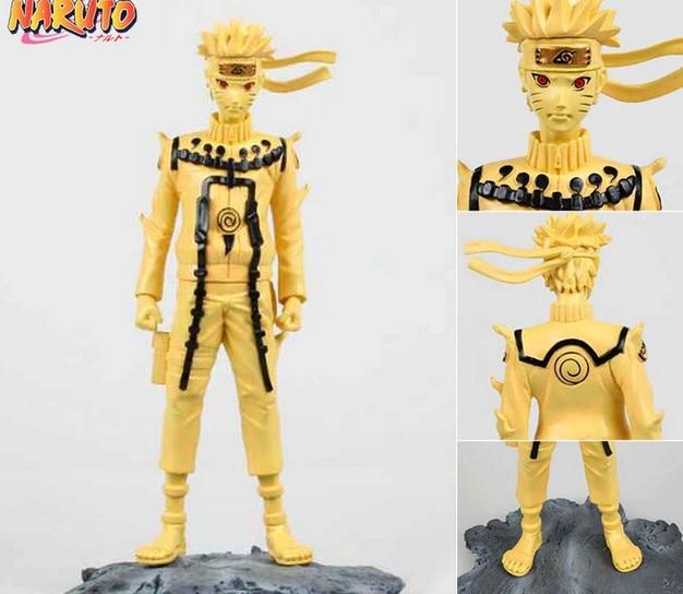 メガハウスMH NARUTO-ナルト-アクションフィギュア我愛羅サスケPVCおもちゃ人形用子供ギフトジュゲキッズおもちゃ