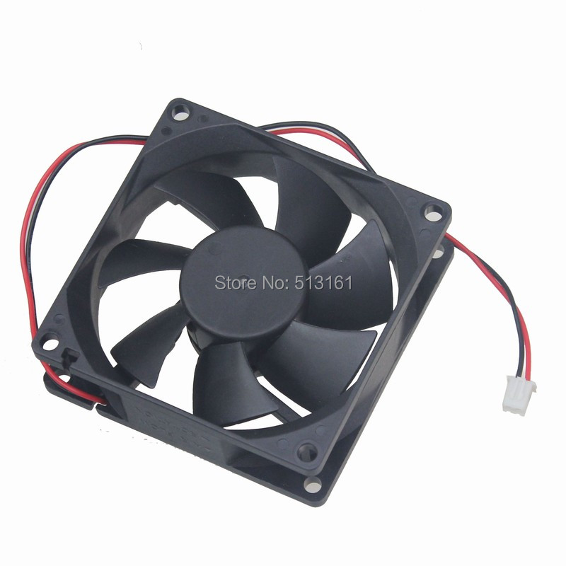 80mm ball fan 12v 6