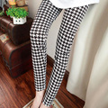 Women Leggings Slim Printing Houndstooth Skinny Leggings Women Stretchy Jeggings Pencil Pants Legings Women #1119