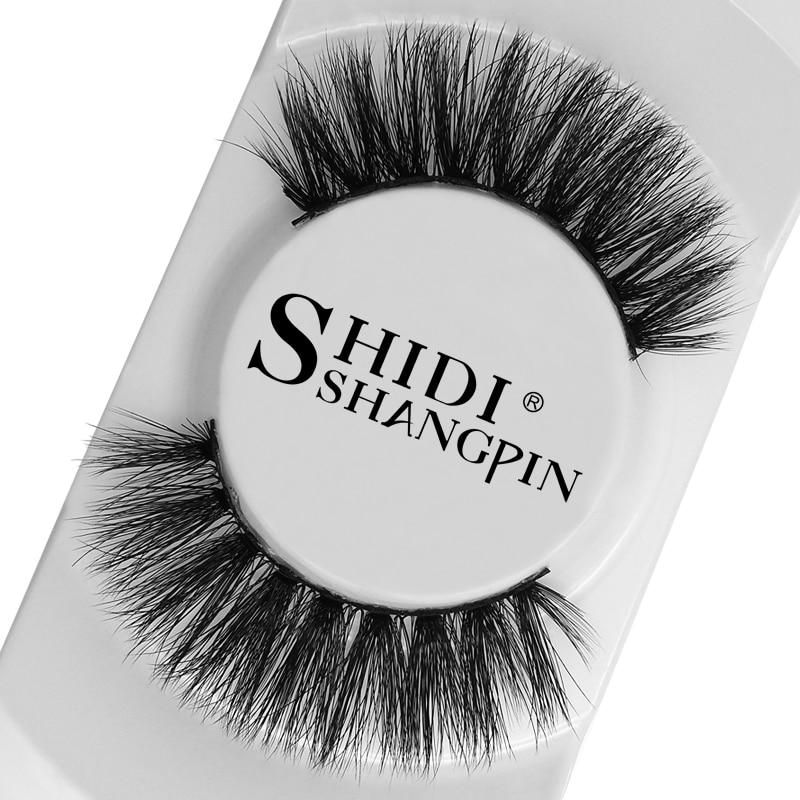 Új 1 pár haj természetes hamis szempillák puha csík 3D csípős szempillák fekete vastag szépség hosszú szempillák kiterjesztés smink # 21