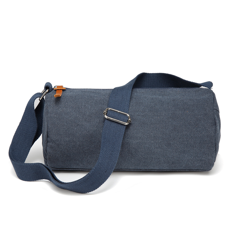 YIFANGZHE Bolso cruzado de lona vintage (retro), mochila de hombro ligera de moda premium para hombres, mujeres, niños y niñas, viajes