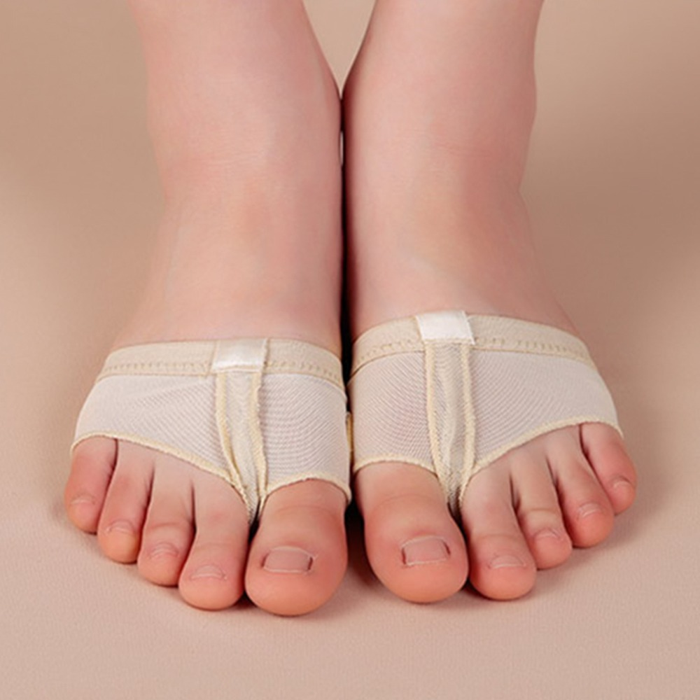 1 Pair Ballet Dance Paws Cover Foot Forefoot Toe Cushion Pad Half Protection Worldwide sale NO 1