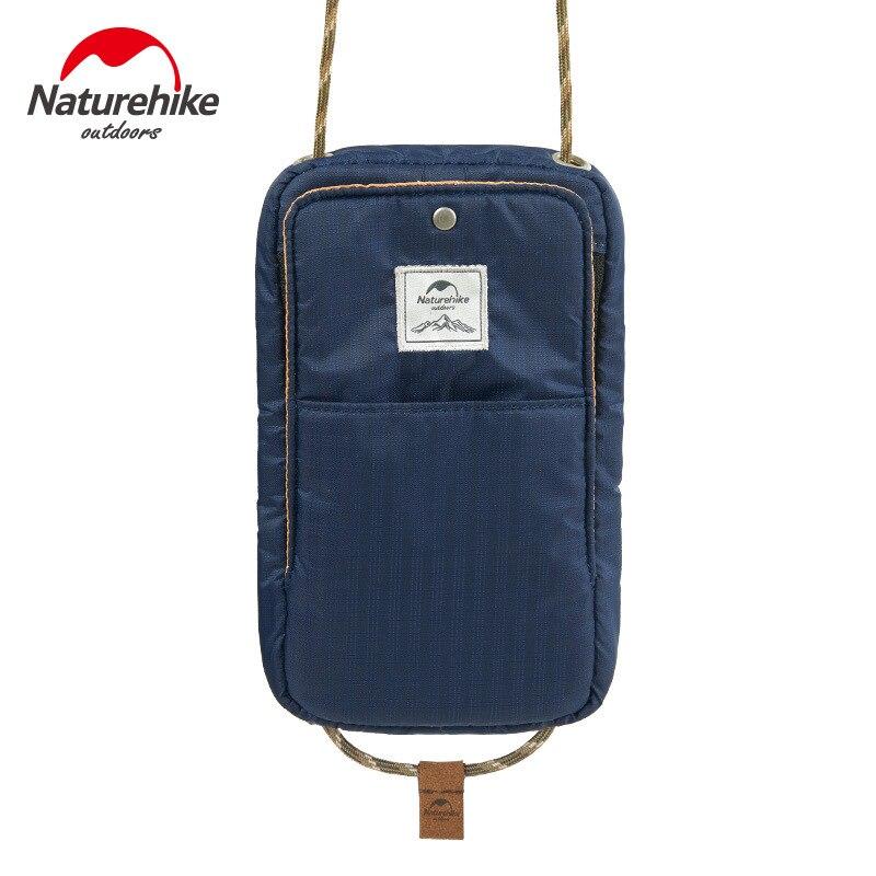 Naturehike Passport Cards Storage Bag Multi Function Wallet Waterproof Bag Outdoor Bag For Travel Kits