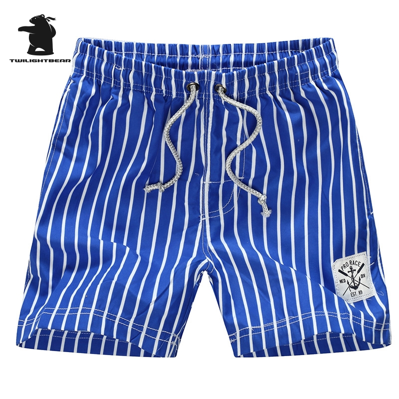 Brand Mens Shot Board Shorts New Summer Fashion Printing Man Casual Shorts Stripe Quick Drying High Quality Beach Jams HF1403