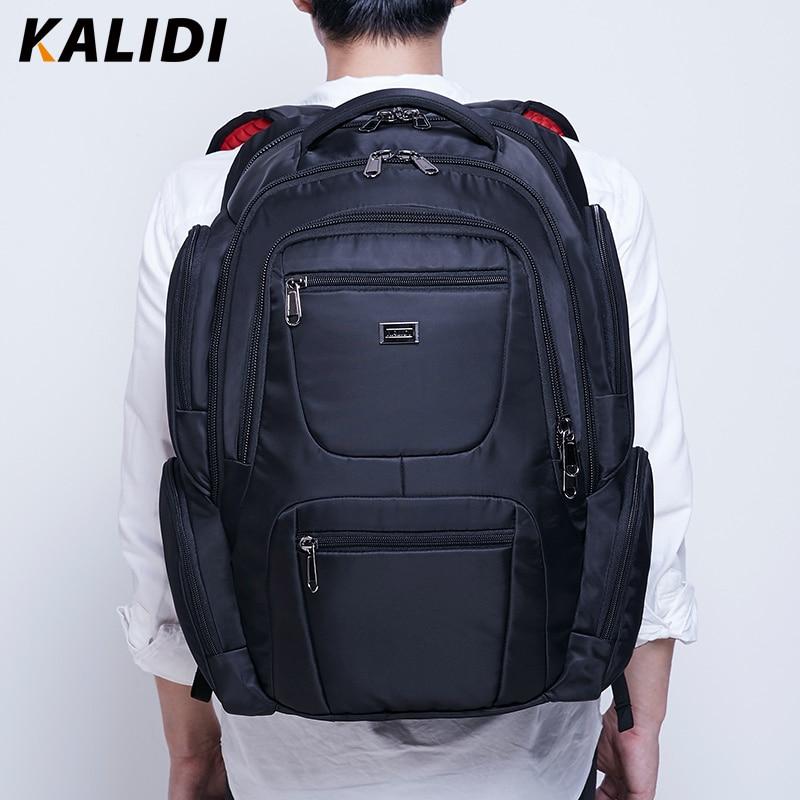 KALIDI Suya davamlı noutbuk çantası Sırt çantası, Macbook 17 - Noutbuklar üçün aksesuarlar - Fotoqrafiya 6