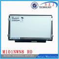 "Nuevo 10.1 ""pulgadas M101NWN8 R0 LED Display LCD Panel de la Pantalla LCD Para LENOVO IDEAPAD A10 WXGA HD 1366X768 Envío Libre Delgado gratis"
