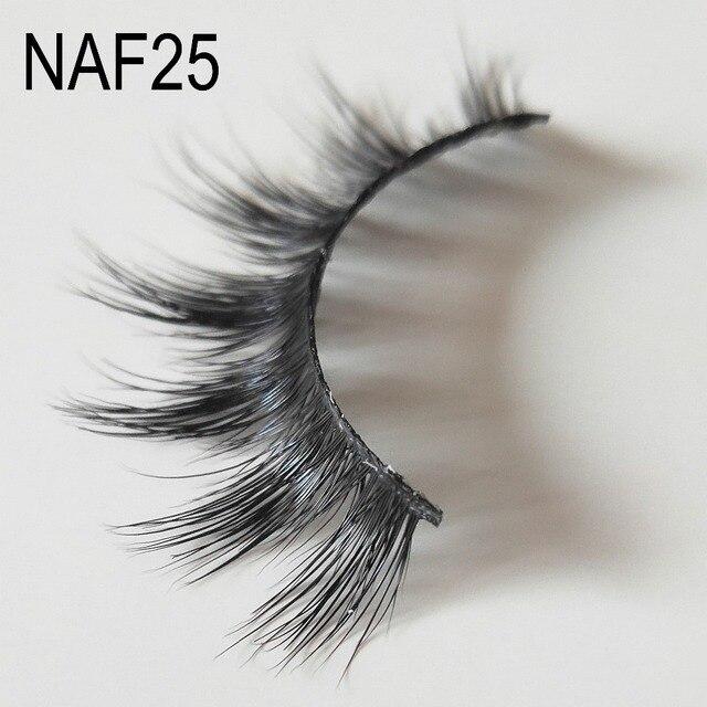 cb61d566f6c False Eyelashes 3D Mink Lashes Vendors Wholesale Real Mink Hair 100%  Handmade Makeup Private Label UPS Free Shipping 100 Pairs