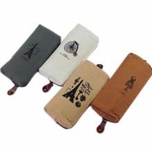 1pcs/lot Nostalgic Pencil Case New Super School Supplies Pouch Stationery Four Selection