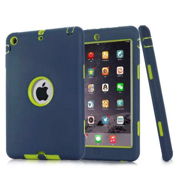 Venda quente Coque Case para iPad Mini 3 2 1 Durável Heavy Duty 3 em - Acessórios tablet