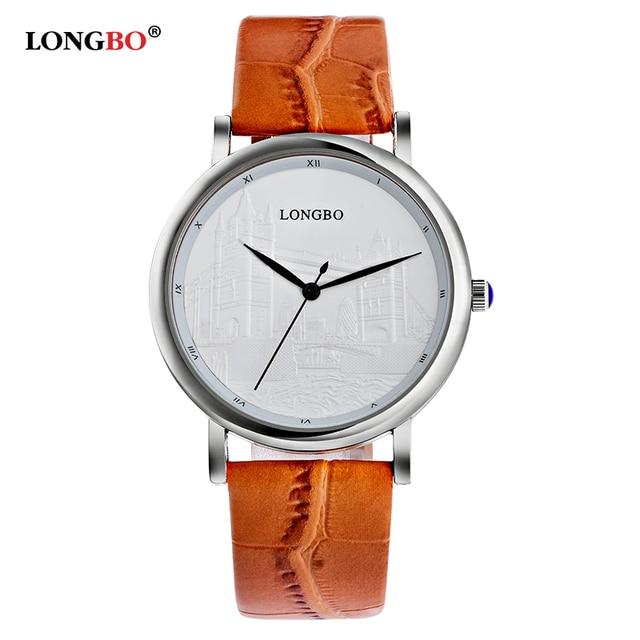 Zegarek damski LONGBO elegancki różne kolory