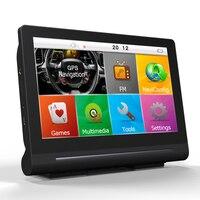 7 HD Car GPS Navigation System for Car Trucks Sat Navi GPS Navigator with Free Maps