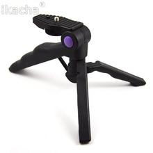 Мини Портативный Складной Складной Штатив Стенд Камер DV Видеокамеры DSLR Легко провести Удобно Самостоятельно Для Цифровой Камеры для G1X G12 G11