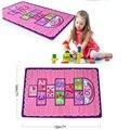 Mais novo Projeto Da Princesa Menina Jogar Mat Crawling Jogo de Puzzle Mat 150 CM * 100 CM Cobertor Multifunções Baby Kid Infantil Tapetes de carpete Brinquedos
