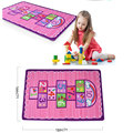 Newest Princess Design Girl Play Mat Crawling Game Puzzle Mat 150CM*100CM Blanket Multifunction Baby Kid Infant Carpet Mats Toys