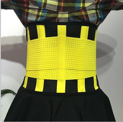 Yellow Posture brace 5c64ca34e9b1f