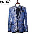 (Jacket + Pants) Men's Clothing Studio Presided Over Ceremonies Groom Dress Men's Suits Wedding Suits For Men