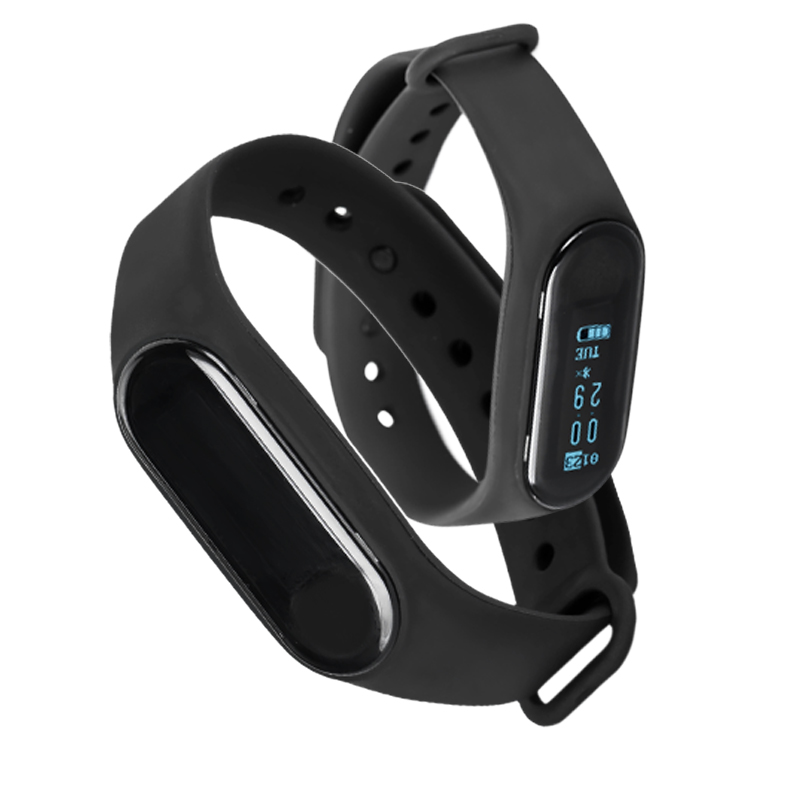 100% Original Congdi R33 Smart Wristband with Health Management Passometer Monitor Fitness Smart Bracelet For IOS Android Phone