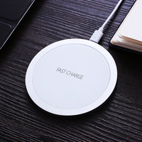 1000mal Fast Charger Qi Wireless Quick Charging Transmitter Pad For SAMSUNG For iPhone 8