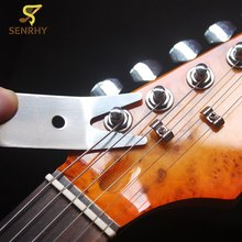 Guitar Bass Stainless Steel Wrench Guitarra Multi-tool Spanner Wrench Knob Jack Tuner Bushing Guitar Parts & Accessories