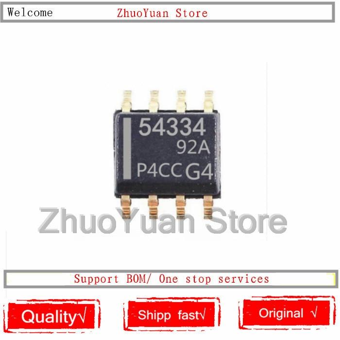 1PCS/lot New Original TPS54334DDAR TPS54334 54334 SOP8 IC Chip