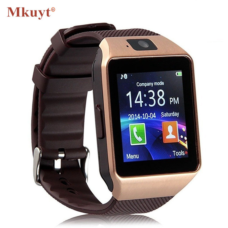MKUYT DZ09 Bluetooth Smart Watch with Camera for Samsung S5 / Note 2 / 3 / 4, Nexus 6, Htc, Sony and Other Android Smartphones
