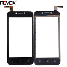 цена на New Touch Screen For Huawei Ascend Y560 Y 560 Digitizer Front Glass Lens Sensor Panel Replacement