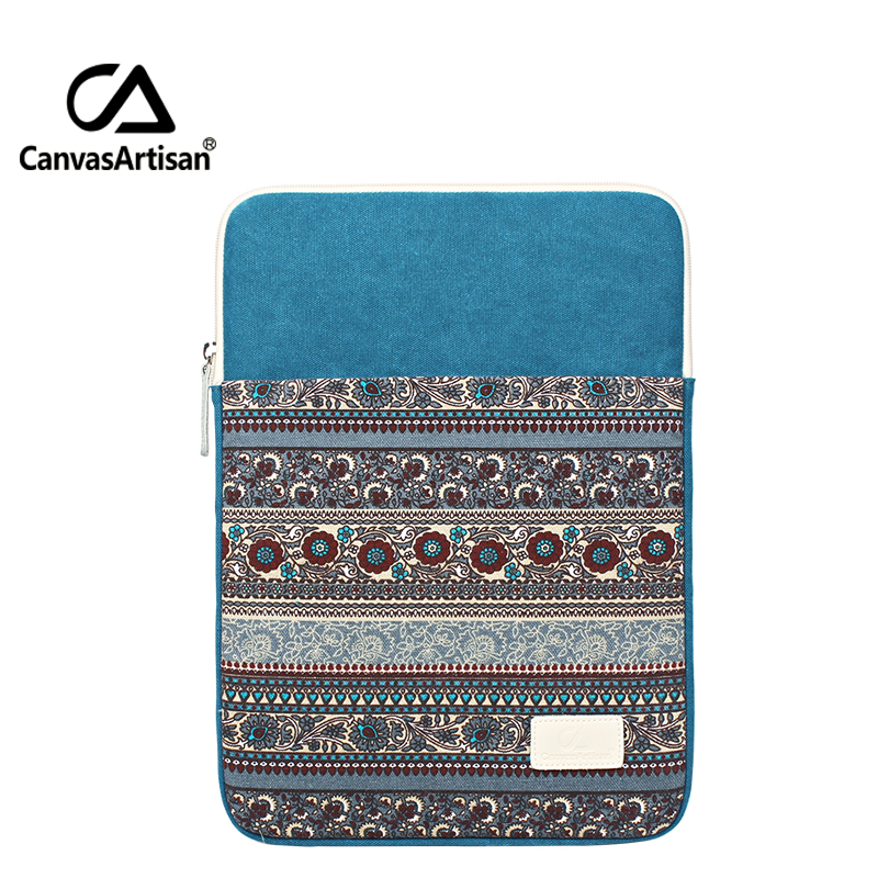 15 Inches Canvas Briefcase For Laptop 13