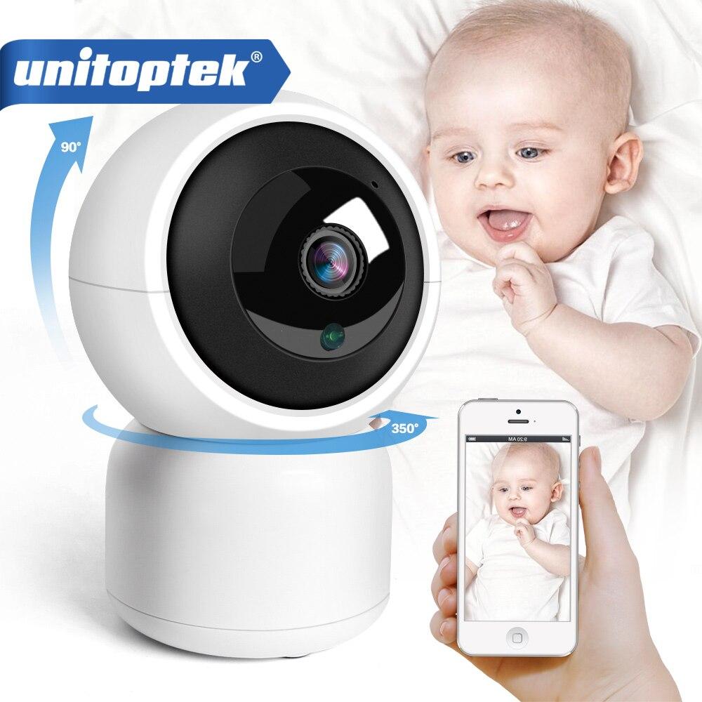 720 P 1080 P Cámara cámara IP WiFi seguimiento automático de Monitor de bebé casa cámara de seguridad IP PTZ IR visión nocturna inalámbrico cámara de vigilancia CCTV