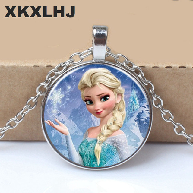 Snow Queen Diamontrigue Jewelry: New Ladies The Long Chain Jewelry Necklace Crystal
