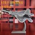 1: 72 AF1, a força aérea DOS EUA EUA F-22 Raptor F22 lutador modelo de simulação de liga presente