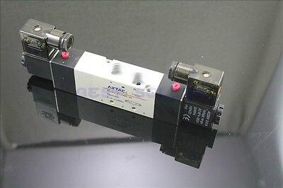 1x 5Port3Pos électrovanne de pression moyenne 3/8